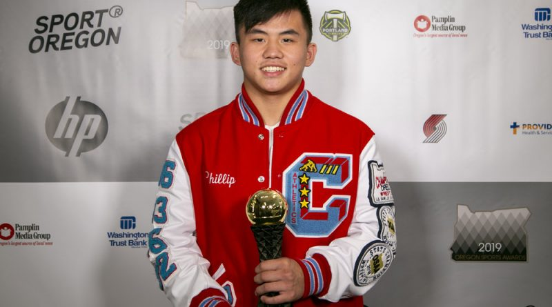 Phillip Kue: Elite Wrestler
